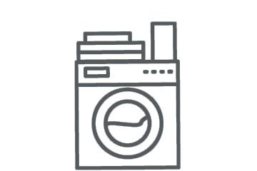 Vybavení prádelny Praha 10